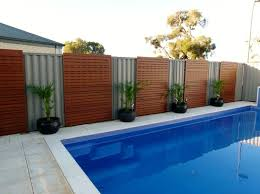 Get Slatted Pool Blanket Boxes And Pool Filter Enlosures In Perth Western Australia Aluminium Slatted Gates Perth Aluminium Slatted Products Western Australia Slatted Gates And Infill Slatted Infill Panels Wa