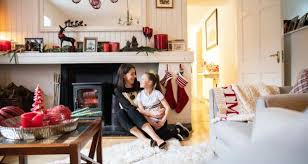 How to decorate your home when you're in the business of Christmas