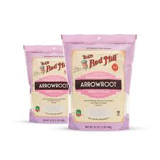 bobs red mill arrowroot starch box of 2