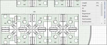 adding furniture to a floor plan