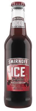 smirnoff ice flavored malt beverages