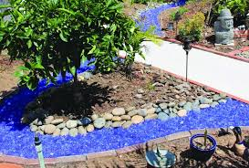 have you heard of recycled glass mulch