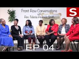 Lavitica Watts and Rev. Felecia Smith Discuss Navigating White Water, Front  Row Conversations - YouTube