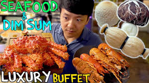 Can Eat SEAFOOD Buffet & LUXURY Dim Sum ...