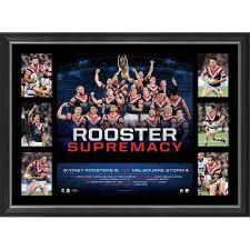 Sydney Roosters - 2018 NRL Grand Final ...