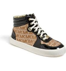 MICHAEL Michael Kors 'Ivy Reed' High Top Sneaker (Walker, Toddler, Little  Kid & Big Kid)   Nordstrom