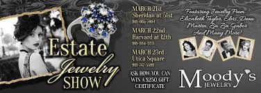 moody s jewelry estate trunk show