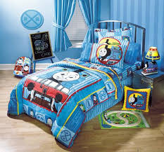 thomas the train comforter set full size