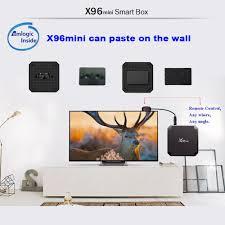 X96 Mini Android 7.1 4K TV BOX 2GB RAM 16GB ROM