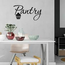 Winston Porter De Foix Pantry Wall Decal Reviews Wayfair