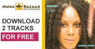 Nomadic Plus - Adriana Evans mp3 buy, full tracklist
