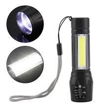 Đèn LED Cầm Tay Đèn Làm Việc Đèn Pin Mini Cắm Trại Sạc Được Đèn Sạc USB