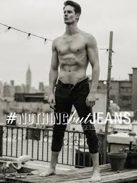 Wesley Campbell for #NothingButJeans by Serge Lee - Fashionably Male