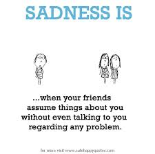 quotes about friendship misunderstanding quotesbae