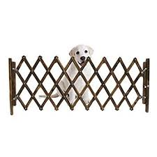 Carbonized Pet Gate Dog Fence Retractable Fence Dog Sliding Safety Door Extending Protection Door Fence Many Thanks For Vi In 2020 Dog Gate Wooden Pet Gate Pet Gate