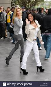 Sharon Tay, arrives at the Staples Centre to watch the LA Lakers Stock  Photo - Alamy