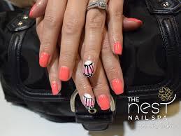 the nest nail spa colorado s premier