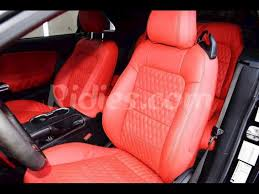 mustang leather seat covers 2017 ford