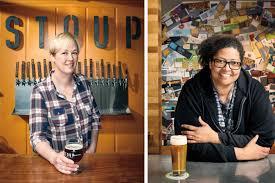 Women in Beer: Robyn Schumacher and Annie Johnson   Seattle Met