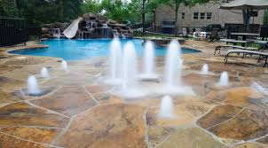 residential splash pads for kids