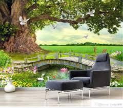 الجملة صور 3d خلفيات Hd جميل الأخضر شجرة المناظر الطبيعية للغابات