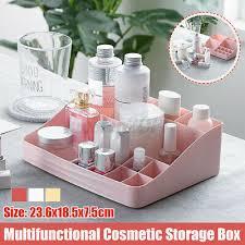women cosmetic storage box jewelry