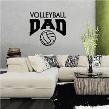 Volleyball Decals