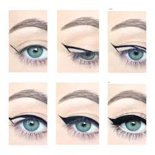 steps on how to do a perfect cat eye