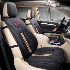 leather mixed knitting 2016 2017 toyota