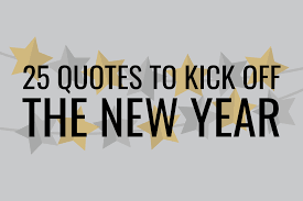 motivational quotes to kick start the new year success