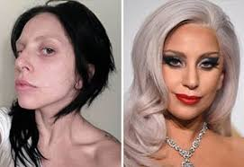 20 shocking photos of celebs without