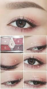 makeup tutorial korea make up