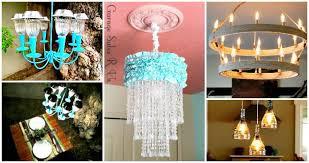 60 easy diy chandelier ideas that will