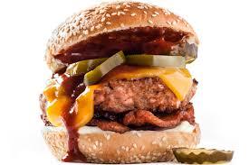 bbq bacon turkey burgers recipe chowhound