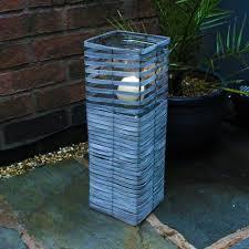 large garden lantern candle holder or