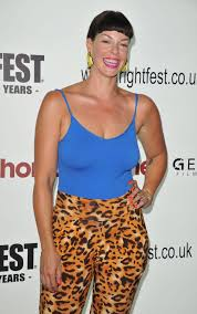 POLLYANNA MCINTOSH at Frightfest at Cineworld Leicester Square in London  08/24/2019 – HawtCelebs