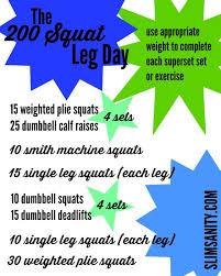 workouts slim sanity