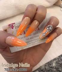 indulge nails spa 7171 lee hwy falls