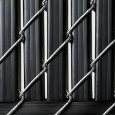 Bottom Locking Fence Slats Pexco