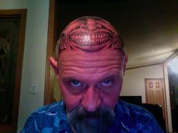 Spent a long day at AAA Tattoo in Rogers, Arkansas getting the top of my  head tattooed by tattoo artist Dustin Gray. - a photo on Flickriver
