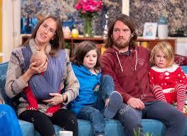 Adele Allen Matt Allen children Ulsses Ostara Editorial Stock ...