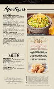menu plaza azteca fargo