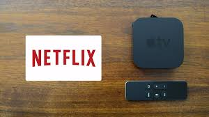 Netflix App for the NEW Apple TV - Walkthrough - YouTube
