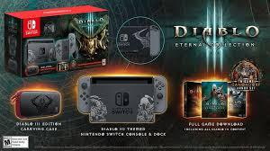 diablo 3 nintendo switch bundle packs a