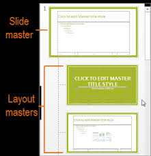 copy and paste a slide master from one