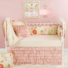 garden ruffles baby bedding baby bed
