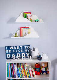 Cloud Shelf For Kids Room Baby Nursery Wall Decor Hanging Etsy