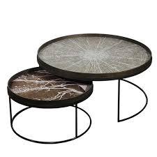 round tray table set low xl tafeltjes