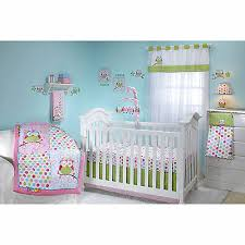taggies owl collection 3piece baby crib