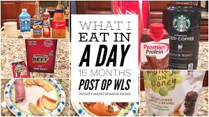 gastric byp l what i eat in a day l